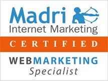 azienda certificata Web Marketing e SEO specialist
