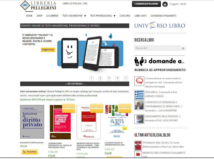 libreriapellegrini