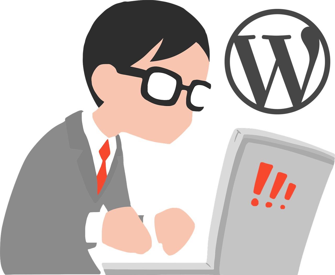 wordpress-pagina-bianca