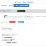 regole di notifica CRM per wordpress