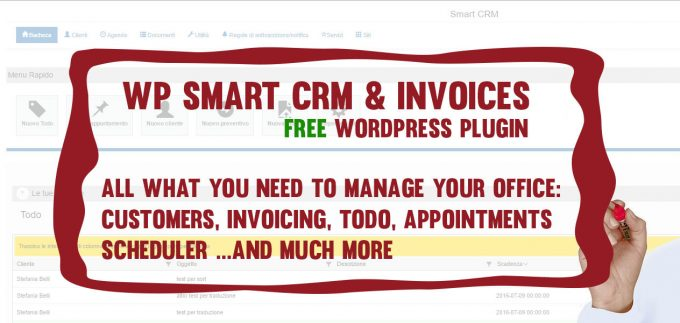 √ Free CRM Wordpress Plugin to manage customers and invoicing ...