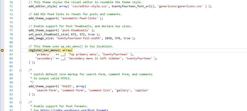 abilitare breakpoint debug PHP VS 2015